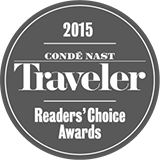 2015 Conde Nast Readers' Choice Awards