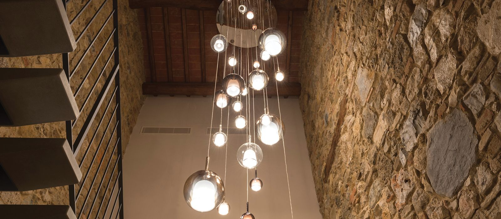 San Damiano Chandelier