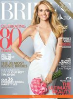 Brides Magazine October 2014 Cover
