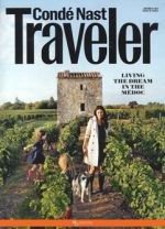 Conde Nast Traveler November 2014 Cover
