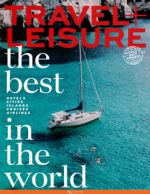 Travel + Leisure World's Best Award 2017 Cover