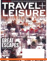 Travel + Leisure November 2014 Cover