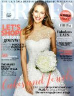 Conde Nast Brides cover