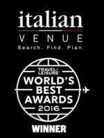 Italian Venue and Travel + Leisure's World's Best Awards Cover