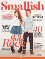 Smallish magazine cover